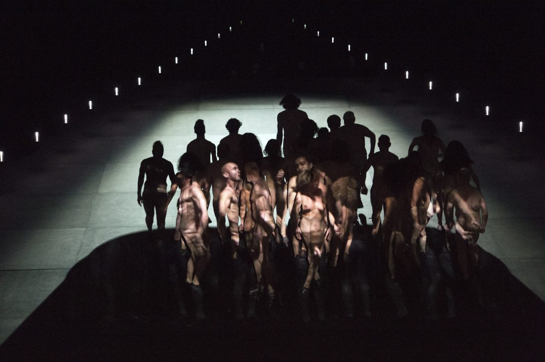 Photo M. Rittershaus | B. Kosky, Macbeth (G. Verdi) | Sets and lights: K. Grünberg Costumes: K. Bruns | Opernhaus Zürich 2016