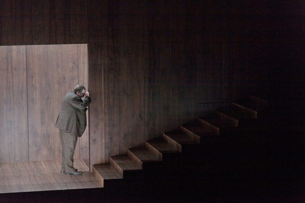 Raimund Orfeo Voigt, Tartuffe | Director Mateja Koležnik | Photo courtesy of R.O. Voigt